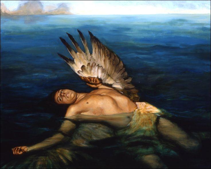 Icare, fils de Dédale au destin tragique. Qui était sa mère ?
