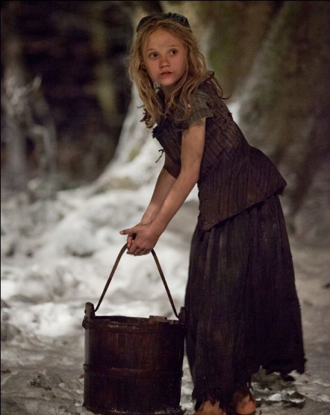 Quel est le vrai prénom de Cosette ?