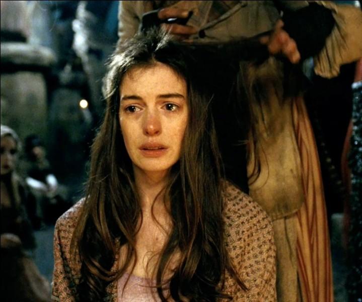 Quel est le prénom de la mère de Cosette ?