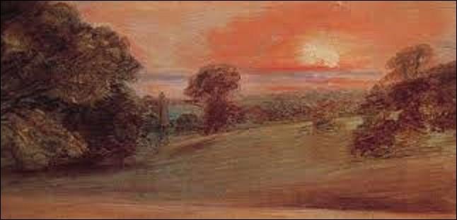 Quizz l 39 automne en peinture quiz peintres peintures for Artiste peintre anglais