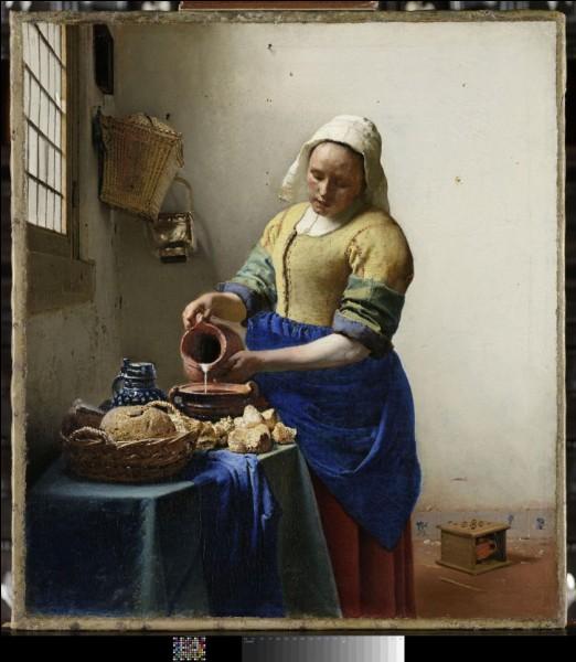 """""""La Laitière"""" est un tableau de..."""