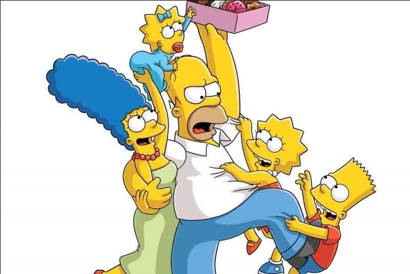 Les Simpson est une série...