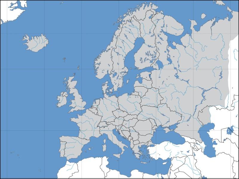 Quel est le plus long fleuve qui prend sa source dans l'Union européenne ?