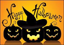 Les deux couleurs associées à Halloween sont :