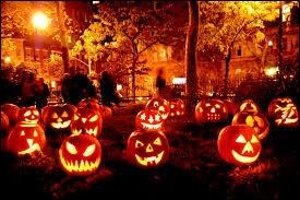 Quel fruit est le principal symbole d'Halloween ?