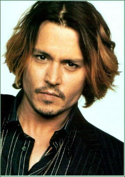 Comment s'appelle Johnny Depp ?