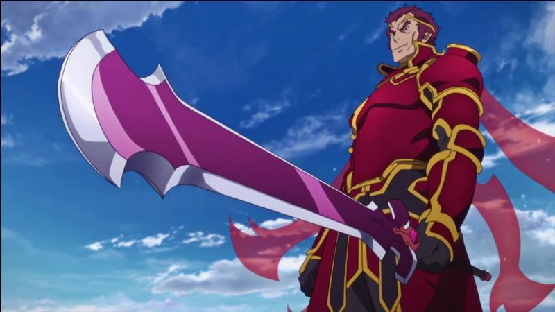 """""""Sword Art Online"""", maintenant : quel est le nom de cette épée ?"""