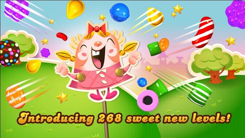 Quel jeu célèbre a pour but d'aligner 3 bonbons identiques ?