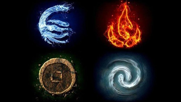 Lequel des 4 éléments es-tu ?