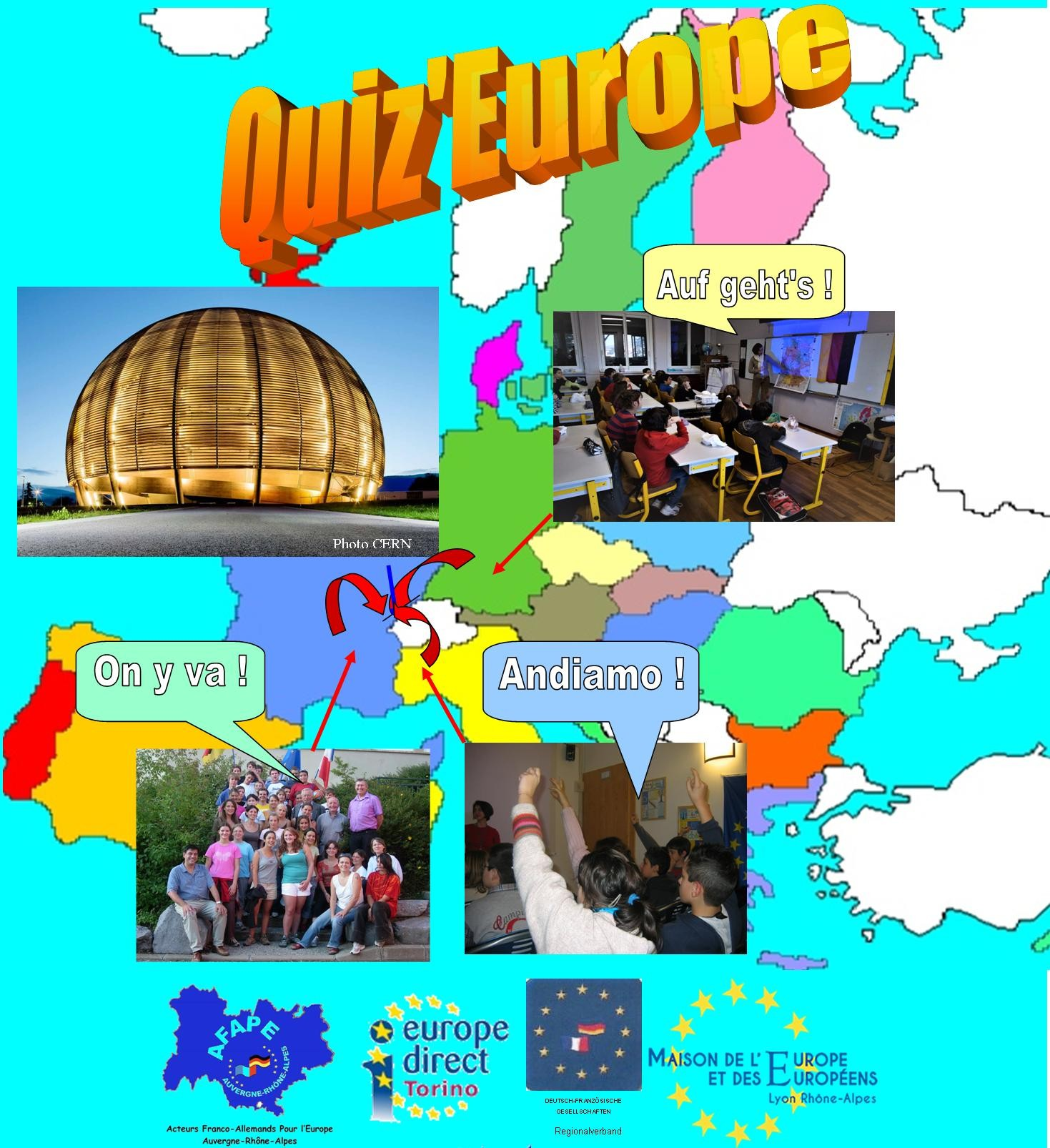 Quiz'Europe collèges