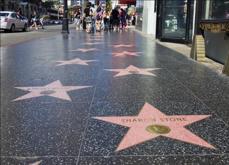 """People - Quelle personne a son étoile sur le """"Walk of Fame"""" à Los Angeles ?"""