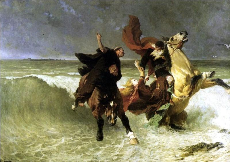 Mythologie - À qui est souvent associée Brigit, une déesse de la mythologie celtique ?