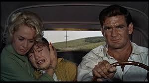 """Dans le film """"Les Oiseaux"""", comment s'appelle la mère de Mitch et de Cathy Brenner ?"""