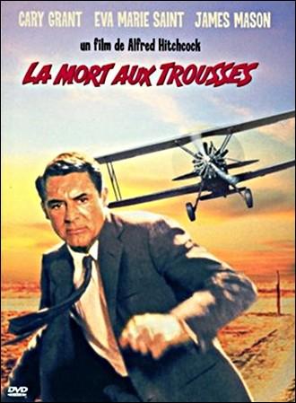"""Dans le film """"La Mort aux trousses"""", à la suite d'un malentendu, Roger Thornhill est pris pour un certain :"""