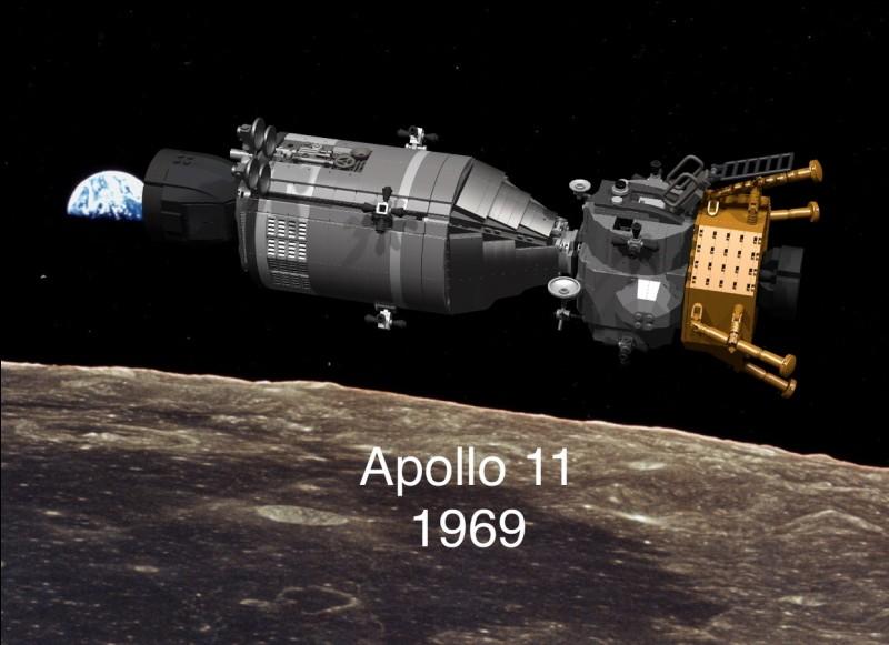 Neil Armstrong est le premier homme à avoir marché sur la Lune. Vrai ou faux ?