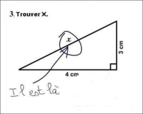 [Géométrie] Quelle figure n'a pas ses diagonales qui se coupent en angle droit en leur milieu ?