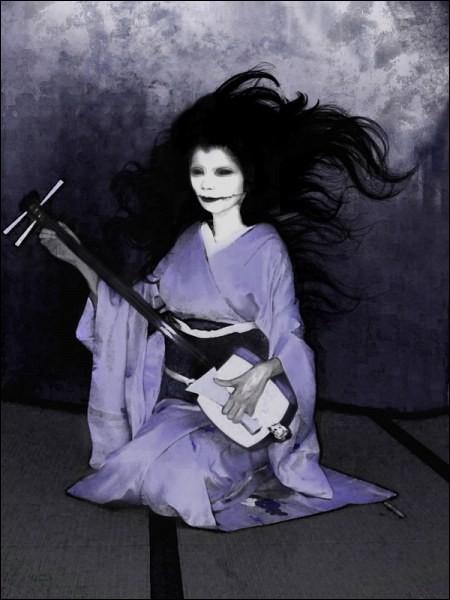 Voici Kushisake-onna. Mais que veut dire ce nom ?