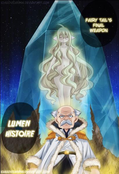 Quelles sont les 3 grandes magies de Fairy Tail ?