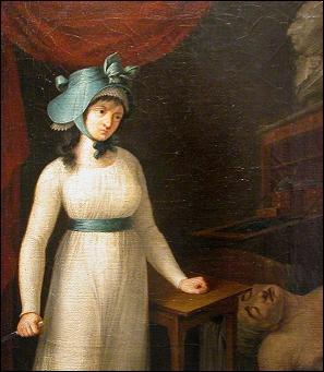 Quel homme politique Charlotte Corday a-t-elle assassiné ?