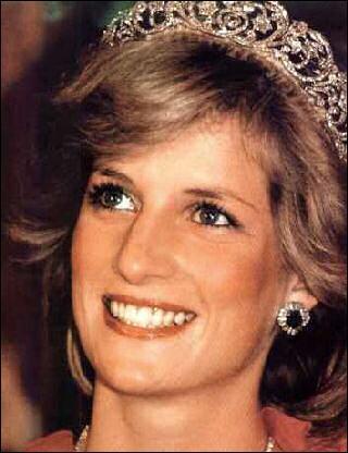 Laquelle de ces affirmations concernant Lady Diana est fausse ?