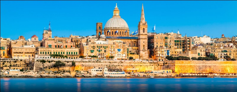 L'île de Malte a été récompensée par le Royaume-Uni après la Deuxième Guerre Mondiale.