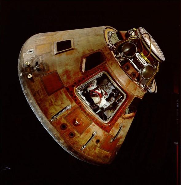 La mission Apollo 11 est la première mission à aller dans l'espace.