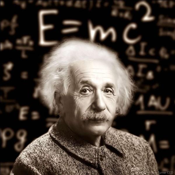 Le quotient intellectuel d'Albert Einstein dépasse les 150.