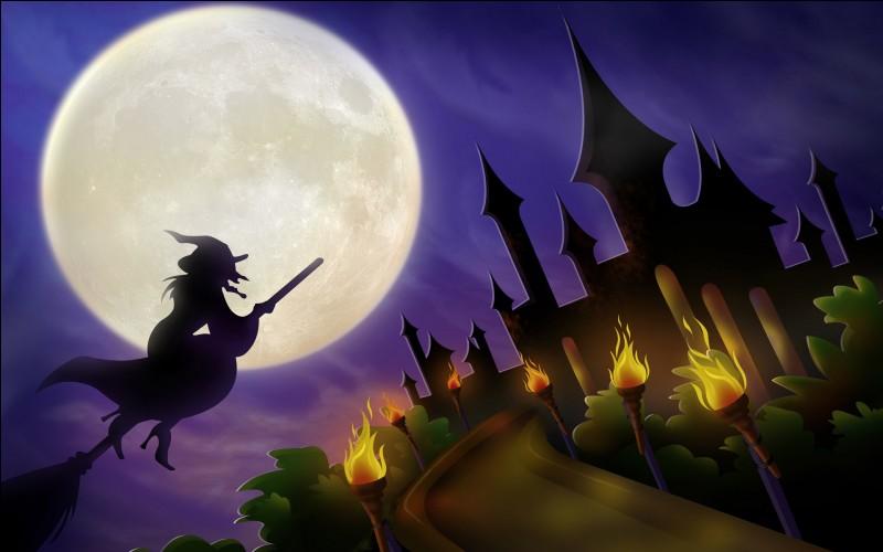 Quel était le symbole d'Halloween à l'origine ?