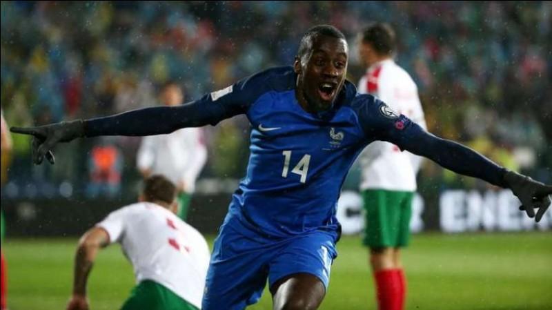 À quel moment Blaise Matuidi met-il un but face à la Bulgarie, à Sofia, offrant ainsi la victoire aux Bleus ?