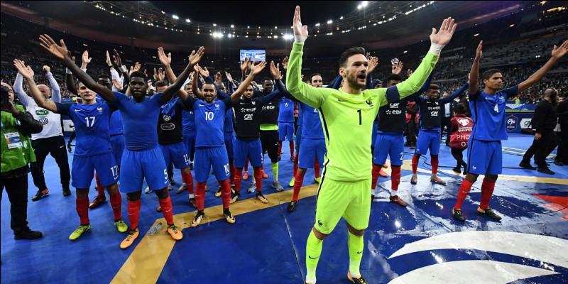 Finalement, la France se qualifie-t-elle pour la Coupe du Monde ?