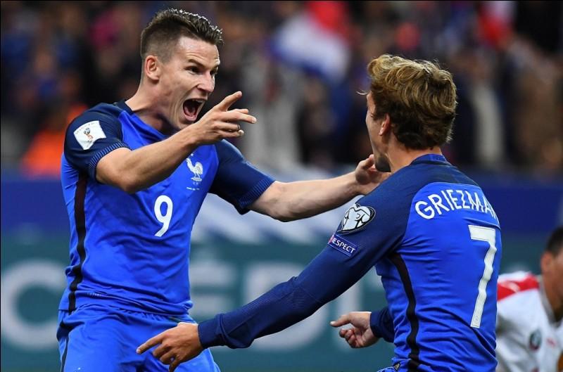 Quel a été le résultat du match France-Bulgarie ?