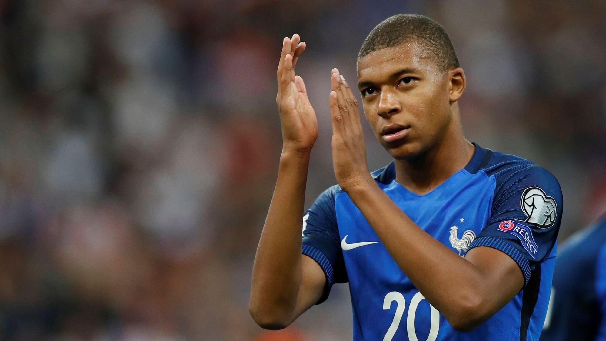 Le parcours de l'Équipe de France de football aux éliminatoires de la Coupe du Monde 2018