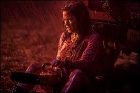 """Dans le film """"Evil Dead"""", il y a 3 façons de venir à bout du démon et sauver celui qui est possédé : le brûler, le démembrer ou..."""