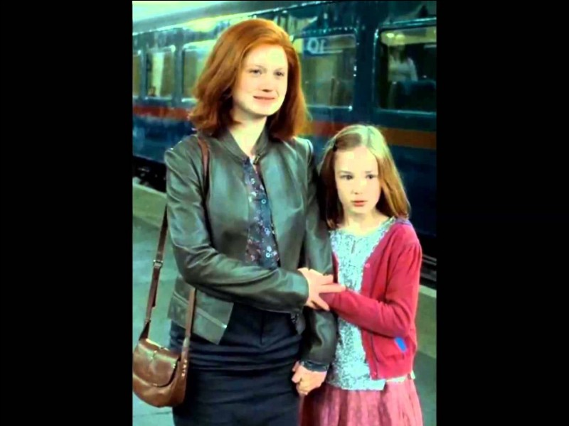 Quel est le nom complet de la fille de Harry Potter et de Ginny Weasley?