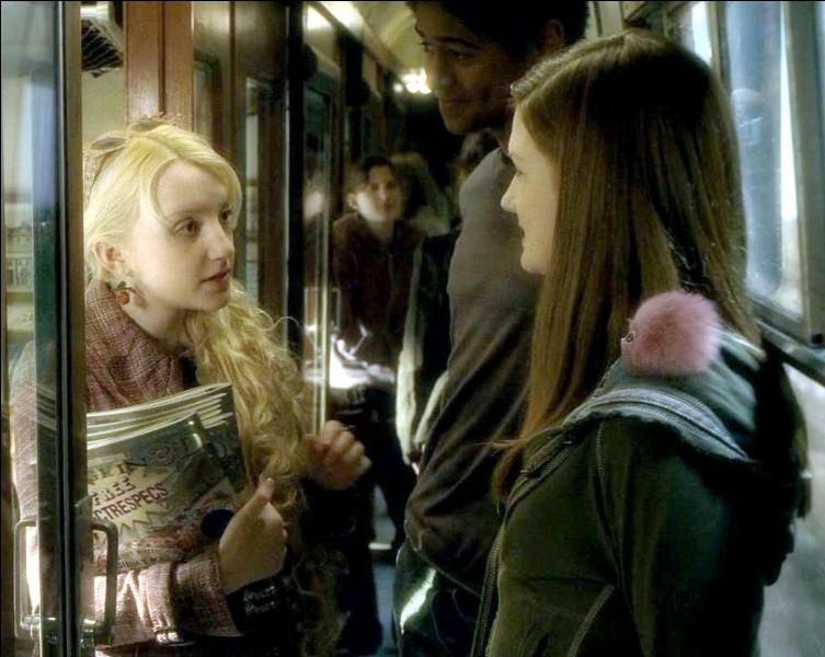 Quel est le nom du boursouflet de Ginny ?