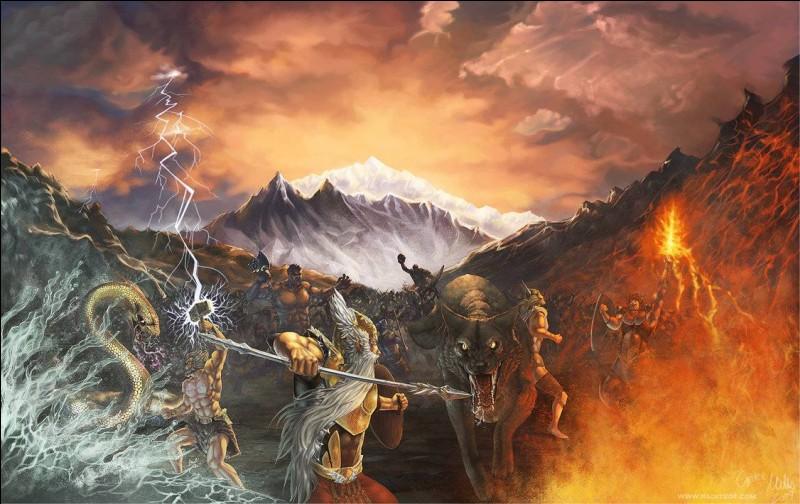 De quel côté serais-tu lors du Ragnarök (bataille prophétique de la fin du monde) ?