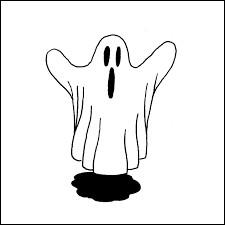 """Comment dit-on """"fantômes"""" en anglais ?"""