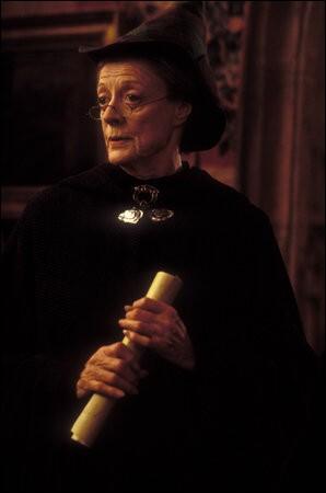 Et l'on termine avec la directrice adjointe de Poudlard, responsable de la maison Gryffondor, Minerva. Quel est l'animal caché ?