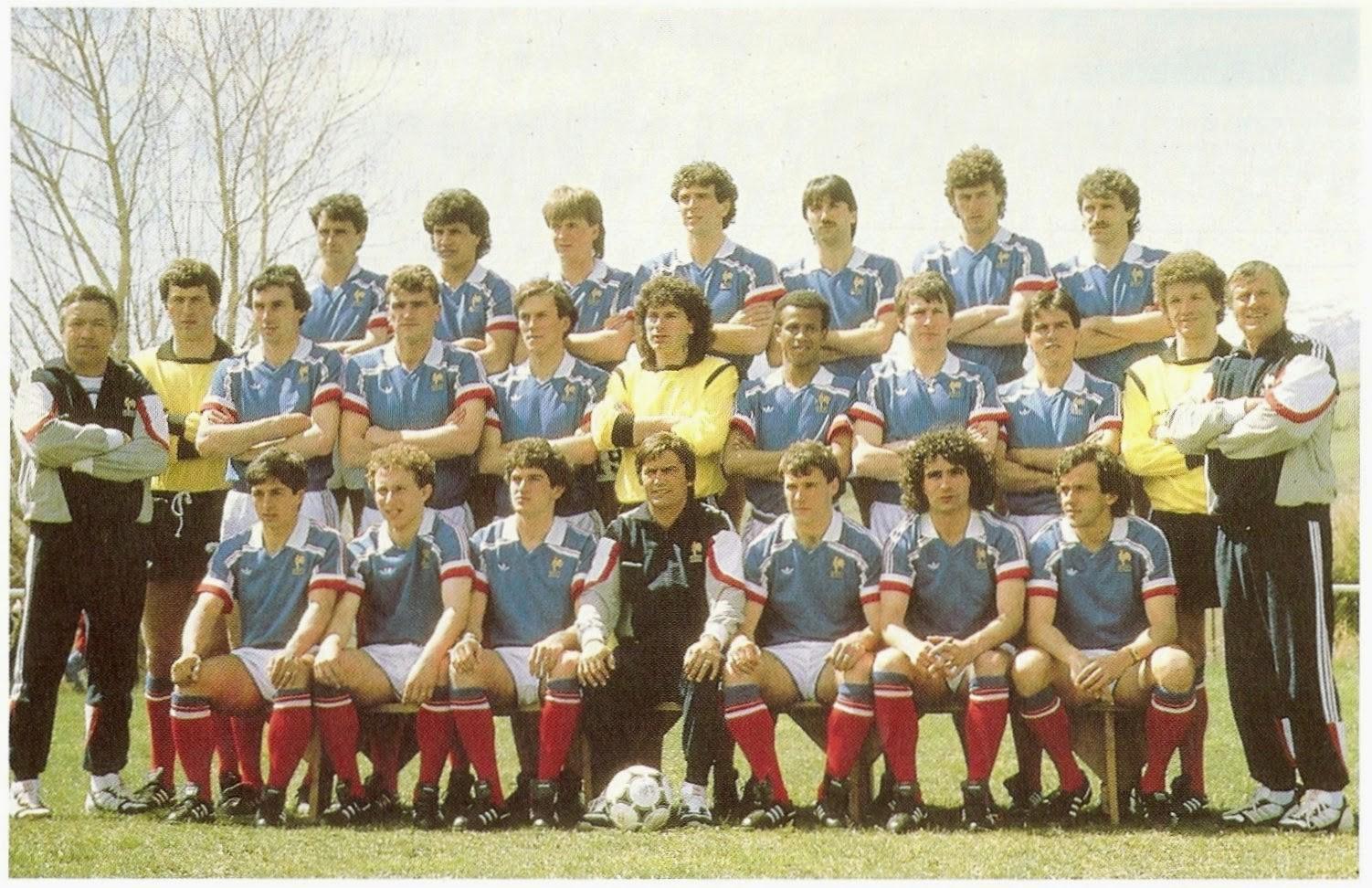 Équipe de France (Coupe du monde 1986)