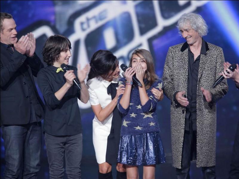 """Qui a gagné le trophée de """"The Voice Kids 1"""" ?"""