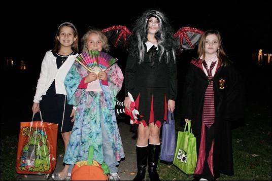 Quel concours ayant un rapport avec Halloween existe au Québec ?