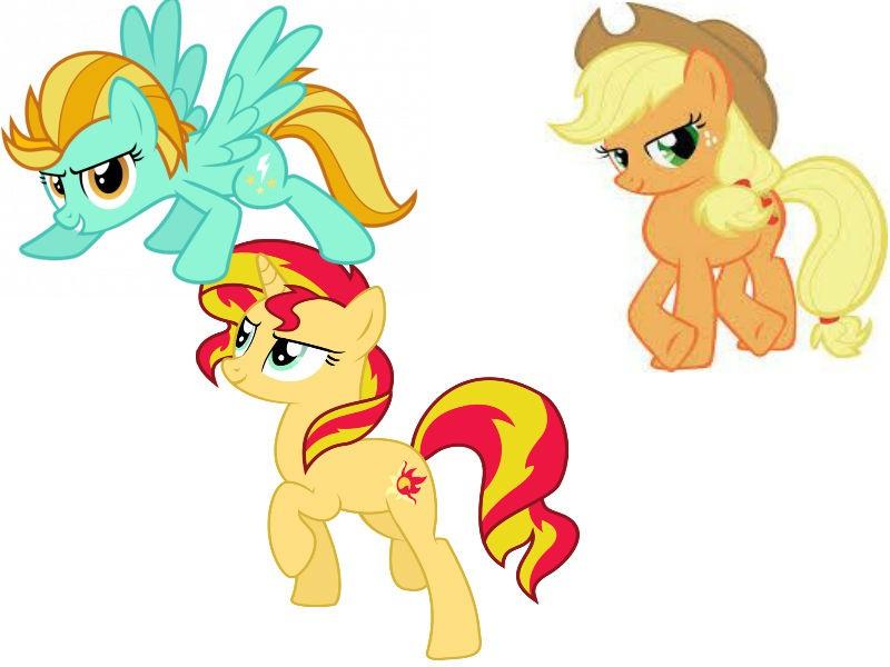 es tu pgase licorne ou poney terrestre - Poney Licorne