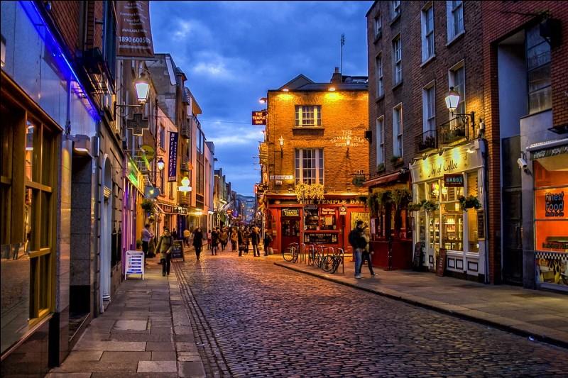 La capitale nord irlandaise est...