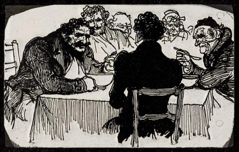 Quel écrivain a créé les personnages de Rastignac, Vautrin et Rubempré ?
