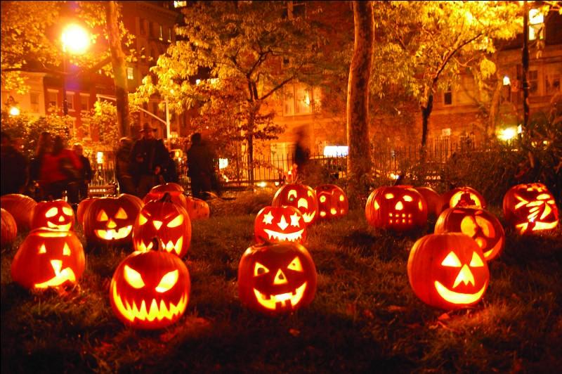 Quand fête-t-on Halloween ?