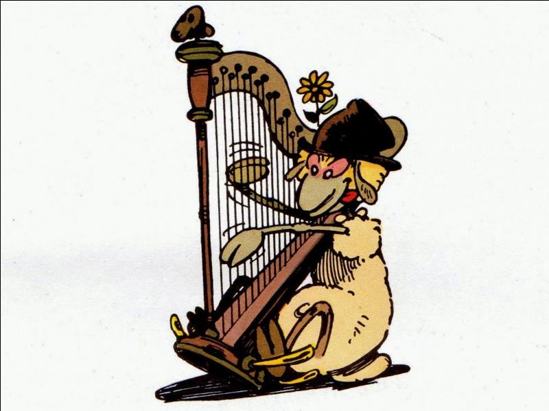 J'ai l'allure d'un des Max Brothers, le célèbre Harpo, le plus drôle des frères. Je fais partie d'un troupeau de brebis un peu bizarres mais toutes uniques.