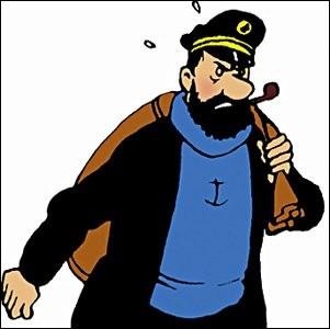 Tout un caractère volcanique cet ancien capitaine de la marine marchande, qui peut devenir aussi enthousiaste que découragé : il connaît tous les jurons, ne se débarrasse jamais de sa pipe et a développé un petit penchant, pour le whisky, qu'il supporte assez mal, merci.