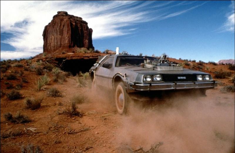 Dans quel film Marty voyage-t-il au Far West ?