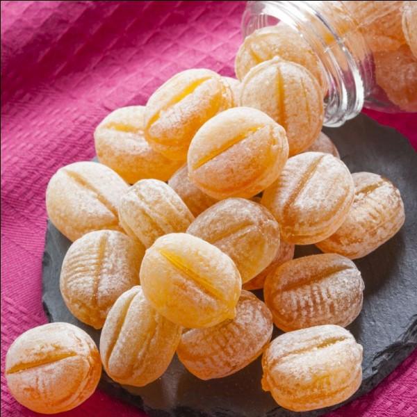 Que soignent les bonbons fourrés au miel ?