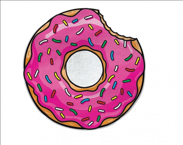 "Quel personnage adore les ""Donuts"" ?"